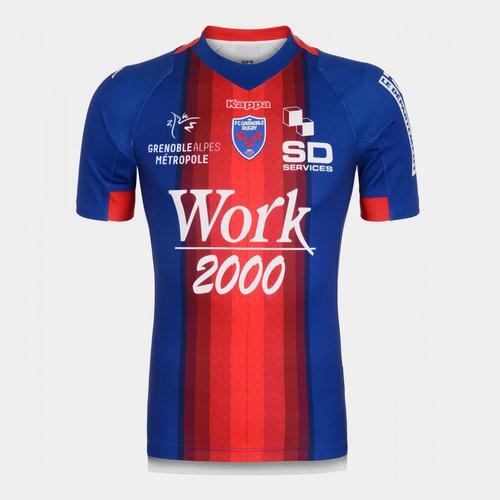 FC Grenoble 2019/20 Home Replica Shirt