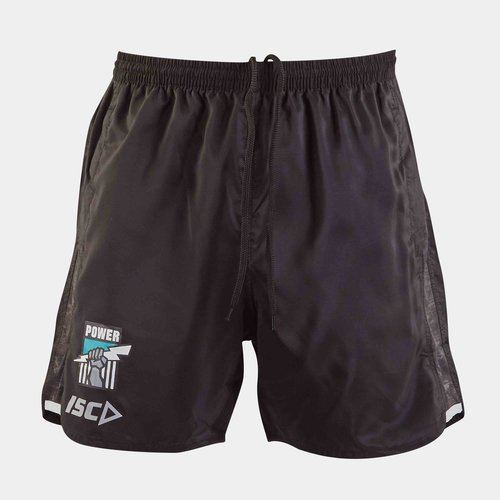 Port Adelaide Power 2019 AFL Players Training Shorts