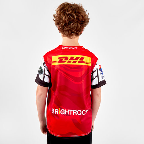 Stormers 2019 Youth Thor Marvel S/S Rugby Shirt