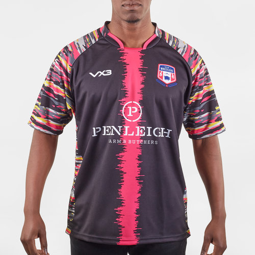 The Pig Wrestlers 2020 Home S/S Rugby Shirt