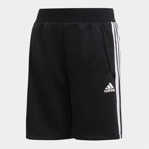 Kids 3 Stripes Training Shorts