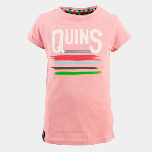Harlequins 2018/19 Girls Rugby T-Shirt