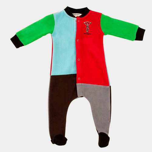Harlequins 2018/19 Infant Sleepsuit