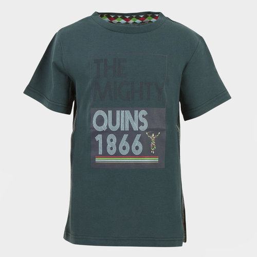 Harlequins 2018/19 Kids Mighty Graphic Rugby T-Shirt