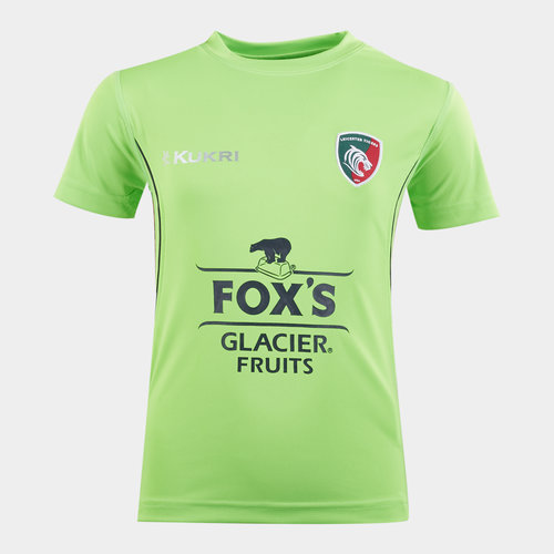 Leicester Tigers 2019/20 Kids Training T-Shirt