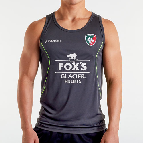 Leicester Tigers 2019/20 Players Training Singlet