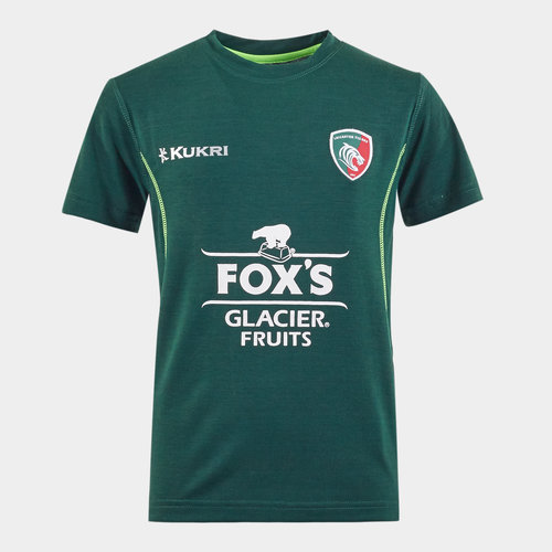 Leicester Tigers 2019/20 Kids Lifestyle T-Shirt