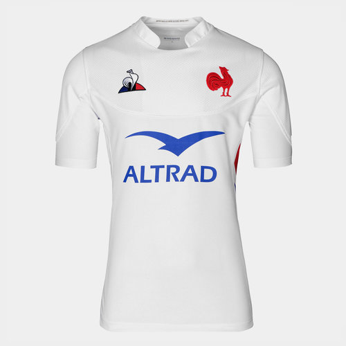 France 2019/20 Alternate S/S Rugby Shirt