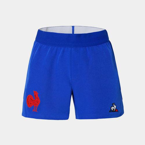 France 2019/20 Alternate Rugby Shorts