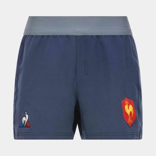 France 2019/20 Players Rugby Training Shorts