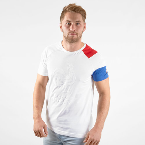 France 2019/20 Supporters Rugby T-Shirt