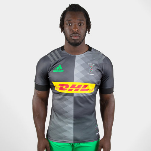 Harlequins 2019/20 Big Game Authentic S/S Shirt