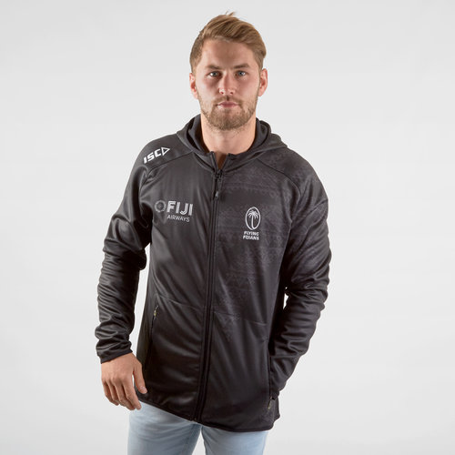 Fiji 2019/20 Team Hooded Rugby Sweat