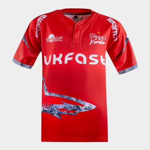 Sale Sharks 2019/20 Alternate Replica Shirt