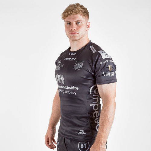 Dragons 2019/20 Home S/S Test Rugby Shirt