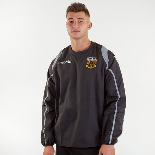 Northampton Saints 2018/19 Players Rugby Contact Top