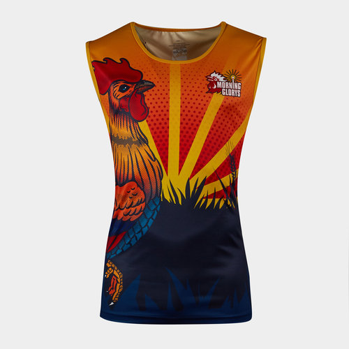 Morning Glorys 2020 Home Training Singlet