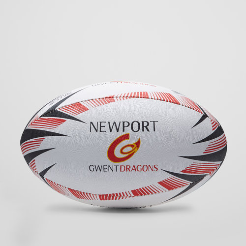 Newport Gwent Dragons Supporters Rugby Ball
