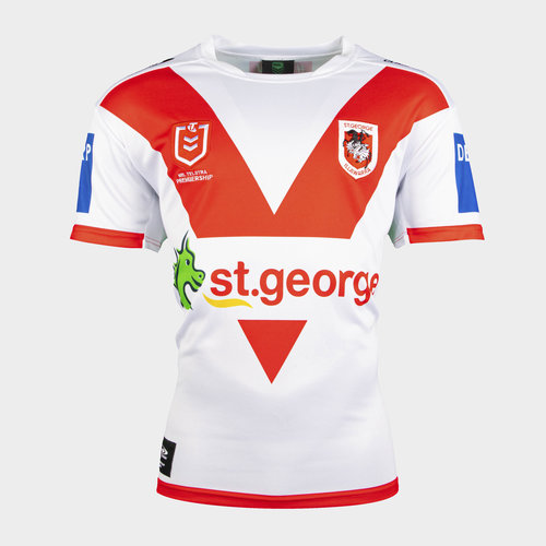 St George Home Jersey Mens