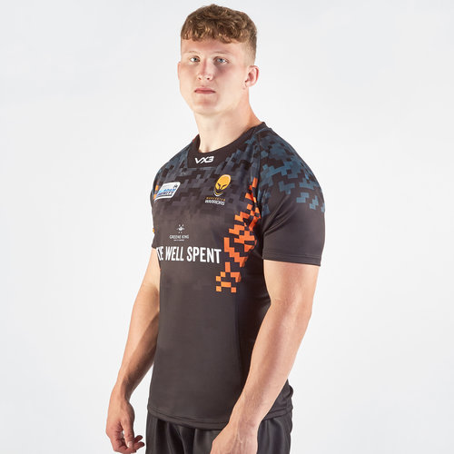 Worcester Warriors 2019/20 3rd S/S Replica Rugby Shirt