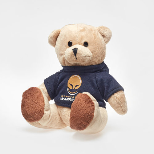 Worcester Warriors Hooded Bear