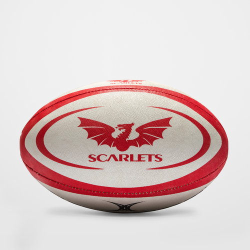 Scarlets Official Replica Rugby Ball