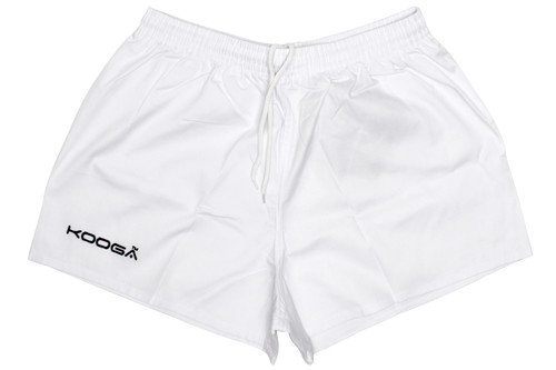 Celtic Rugby Shorts White