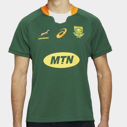 South Africa Springboks 2021 Home Shirt Mens