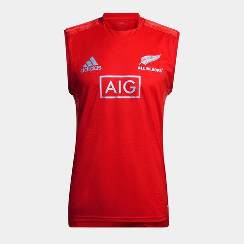 New Zealand All Blacks Singlet Mens