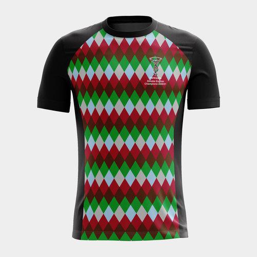 Harlequins Sublimated 20/21 Champions T-shirt