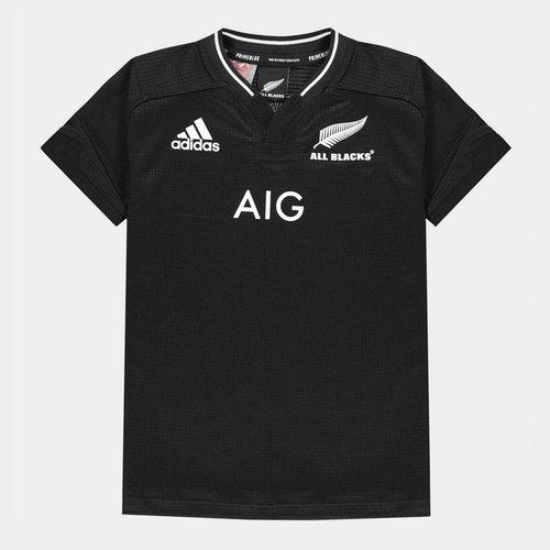 New Zealand Rugby Shirt 2021 Junior