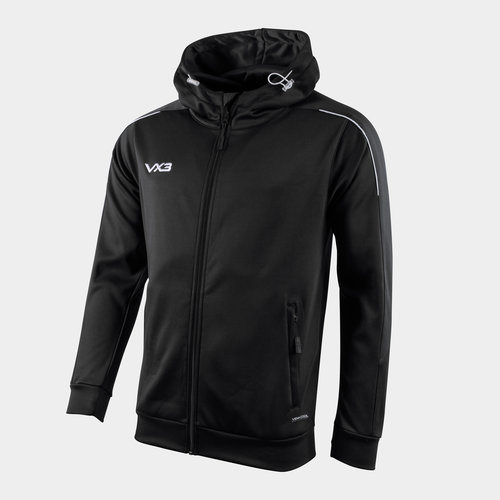 Pro Full Zip Hooded Sweat