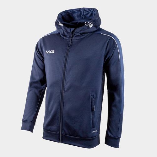 Pro Full Zip Hooded Sweat