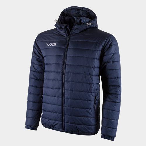 Pro Full Zip Quilted Jacket