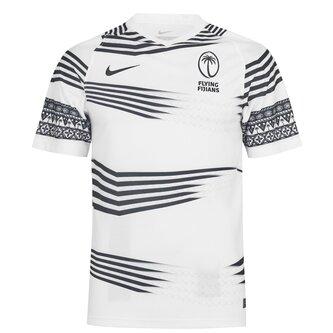 Fiji Home Rugby Shirt