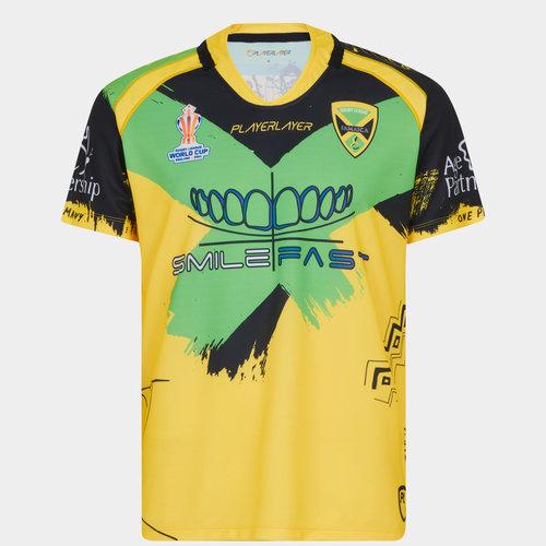 Jamaica RLWC Home Shirt 21/22