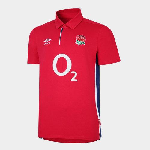 England Mens Alternate S/S Classic Shirt 21/22