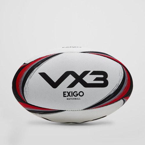 VX3 Exigo Rugby Match Ball