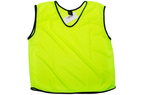 Mesh Training Bibs - Yellow