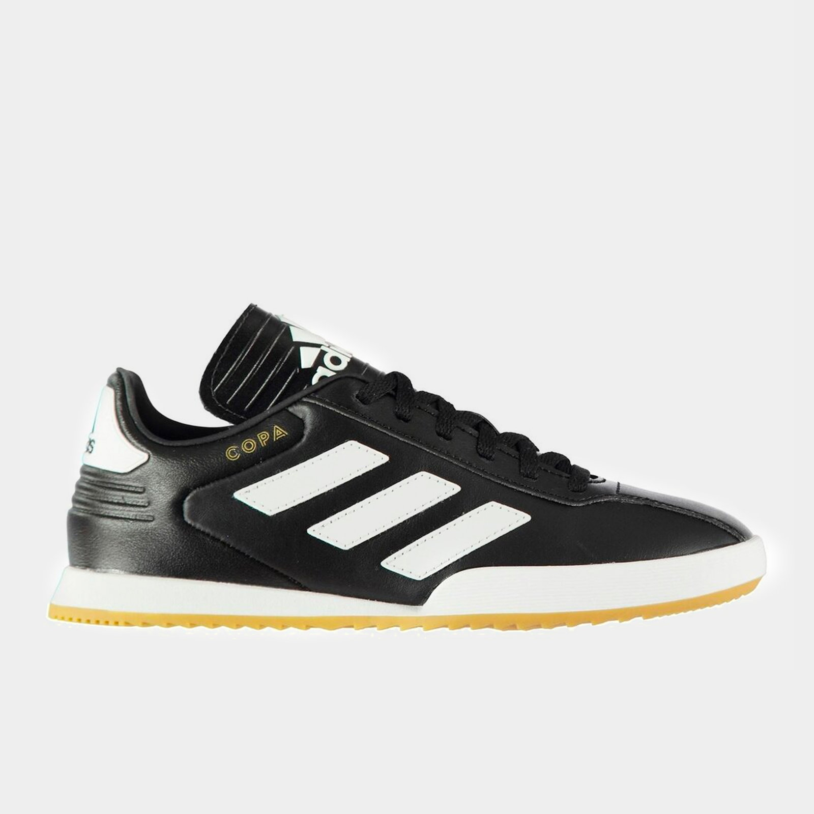 Copa Super Leather Junior Boys Trainers