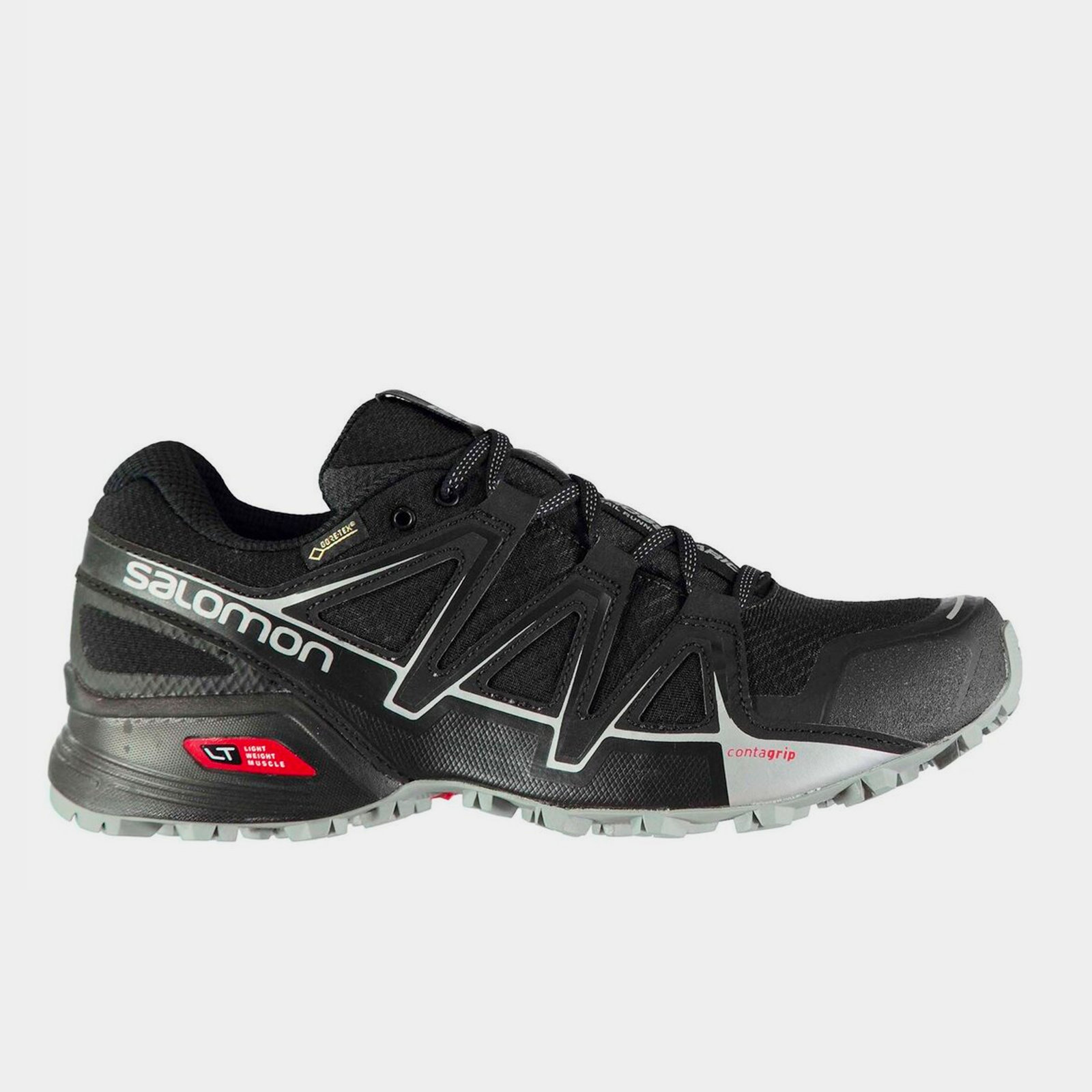 Details about Salomon Mens Speedcross V GTX Trail Running Shoes Footwear Trainers Training