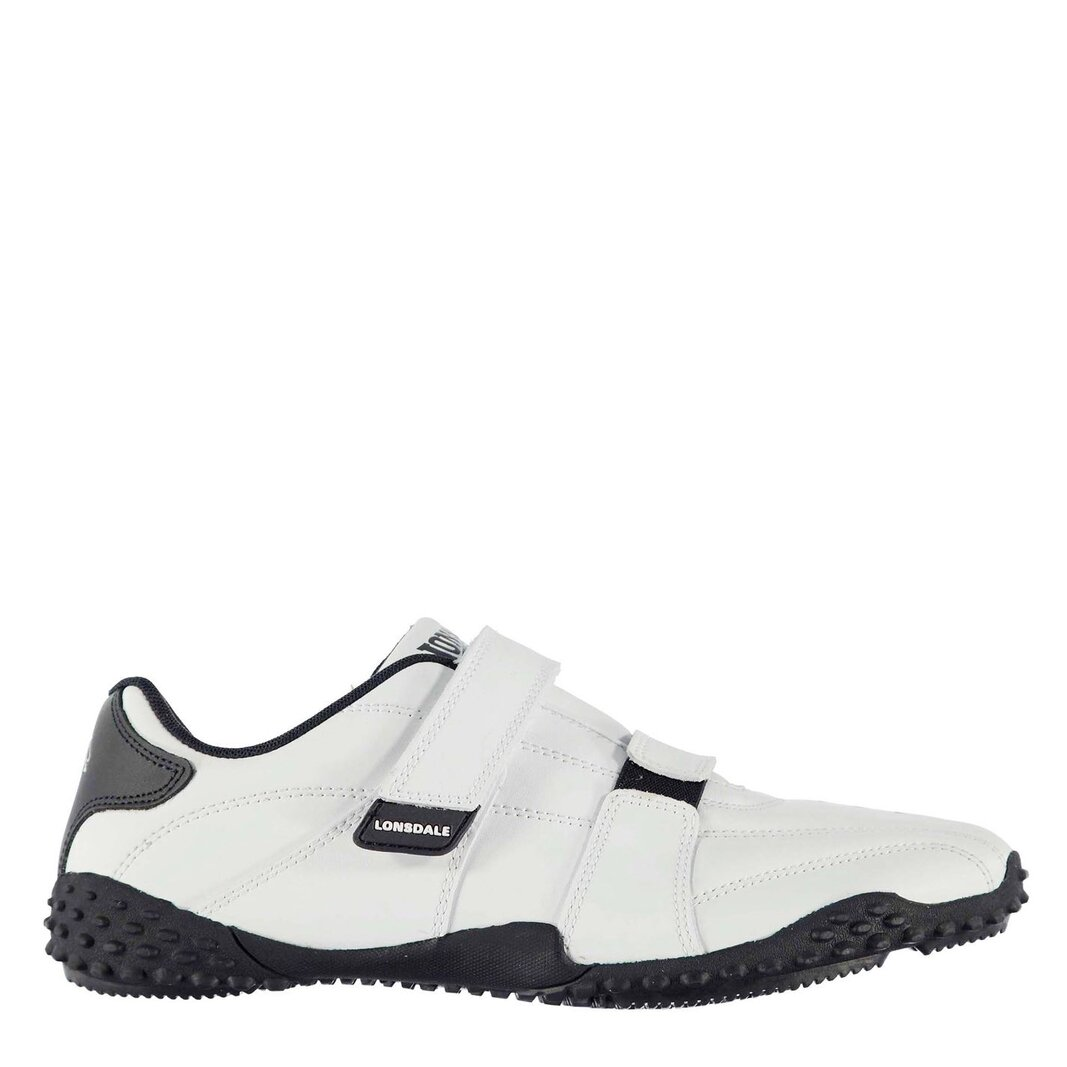Ladies Lonsdale Hook And Loop Fastening Durable Fulham Trainer Sizes from 3 to 9