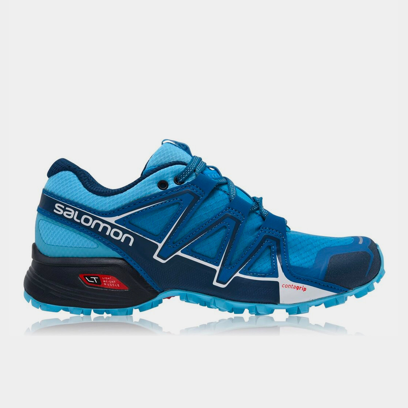 Details about Salomon Womens Speedcross Vario 2 Trail Running Shoes Footwear Sports Trainers