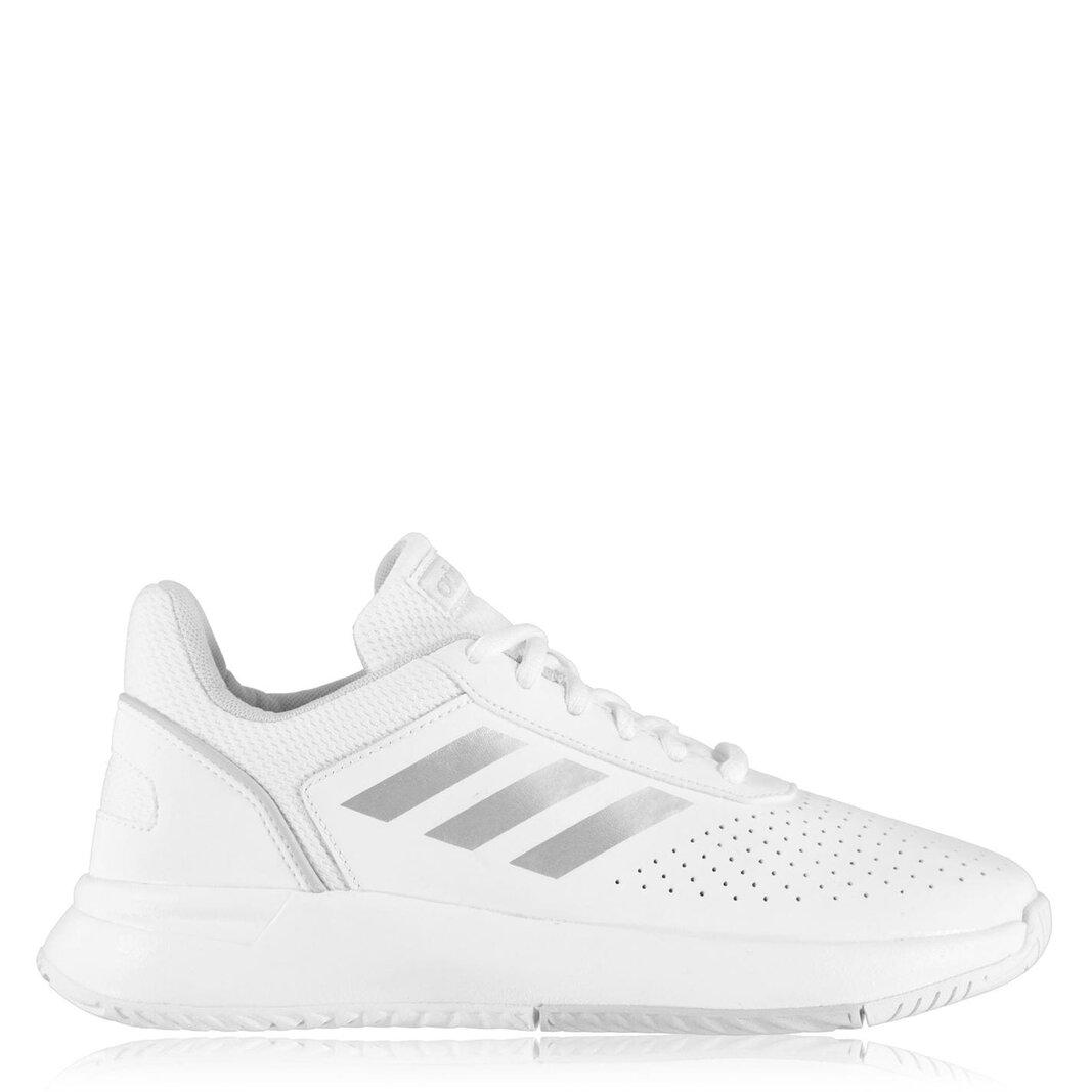 ADIDAS Women's Tennis Shoes Courtsmash White