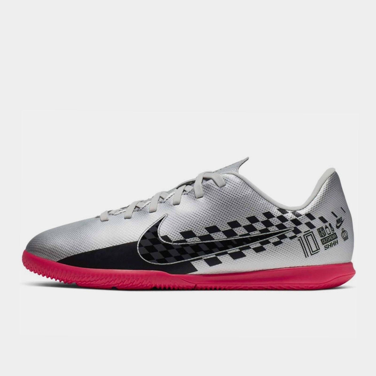 Mercurial Vapor Club Neymar Jr Junior Indoor Football Trainers