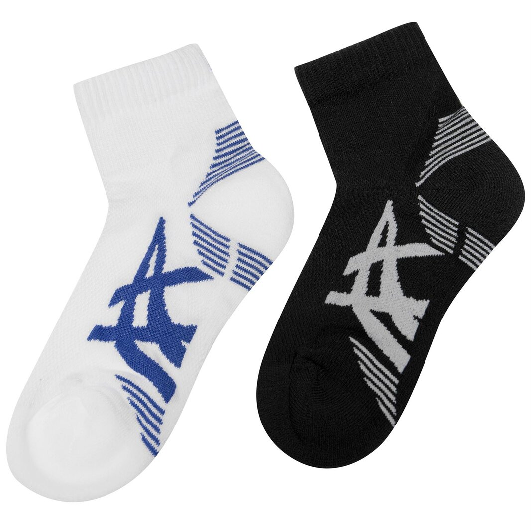 Image of 2 Pack Cushioned Socks