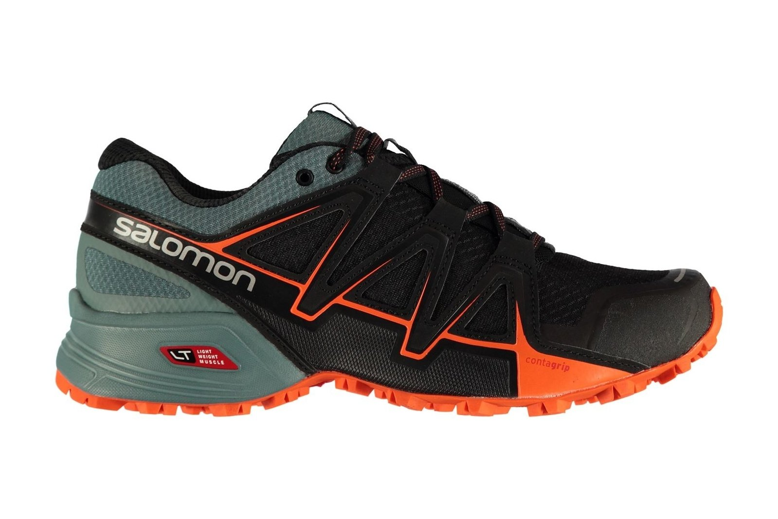 Details about Salomon Mens Speedcross Vario 2 Mens Trail Running Shoes Trainers