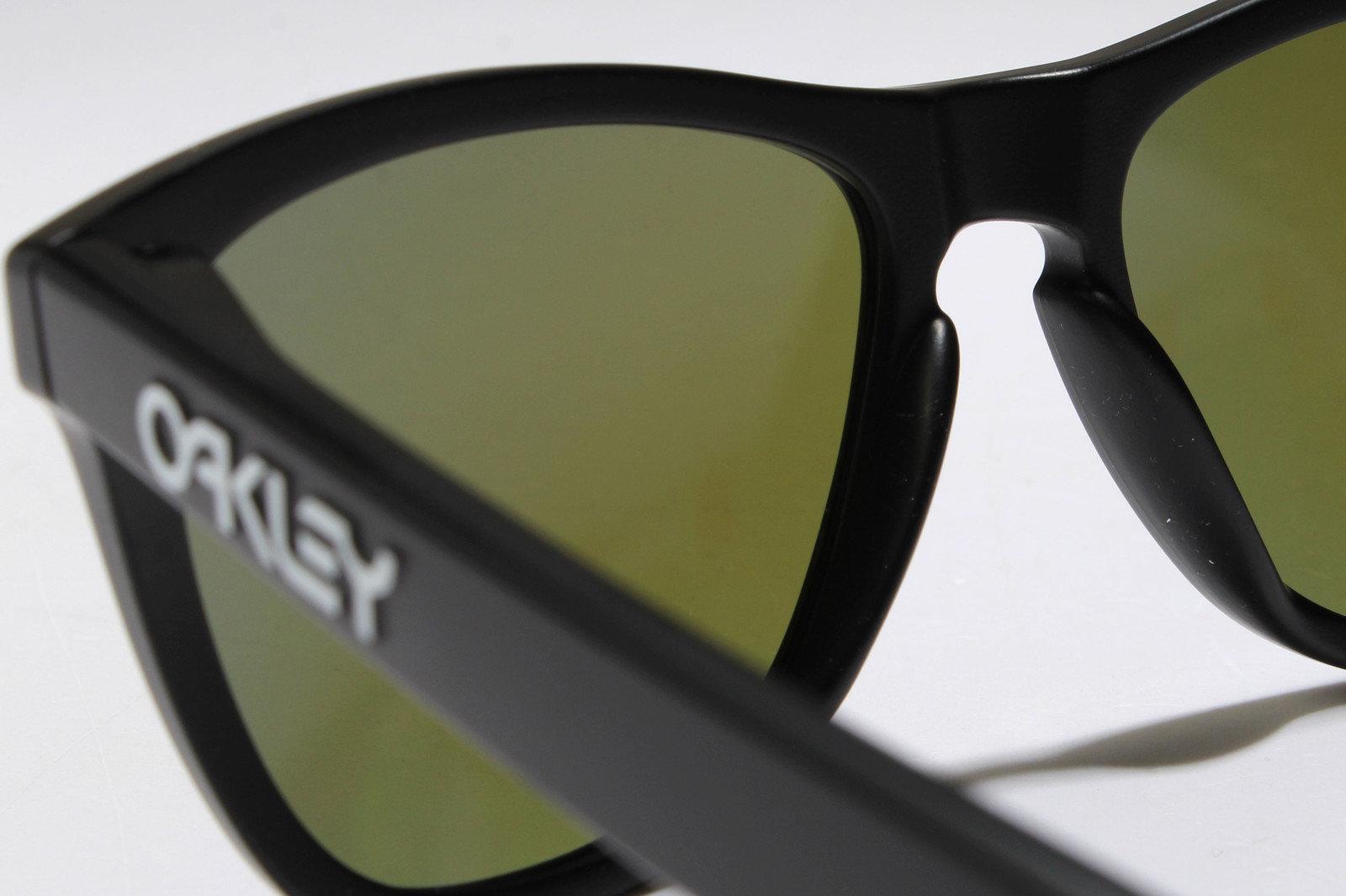 dc02efd3e0 Oakley Mens Frogskins OO9013 24-29855 Sunglasses Accessory Sports Training