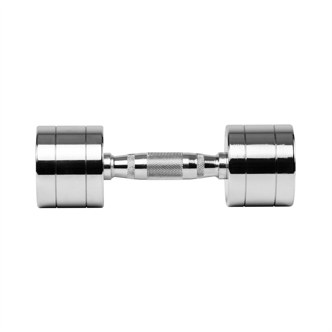 Chrome Dumbbell 6KG