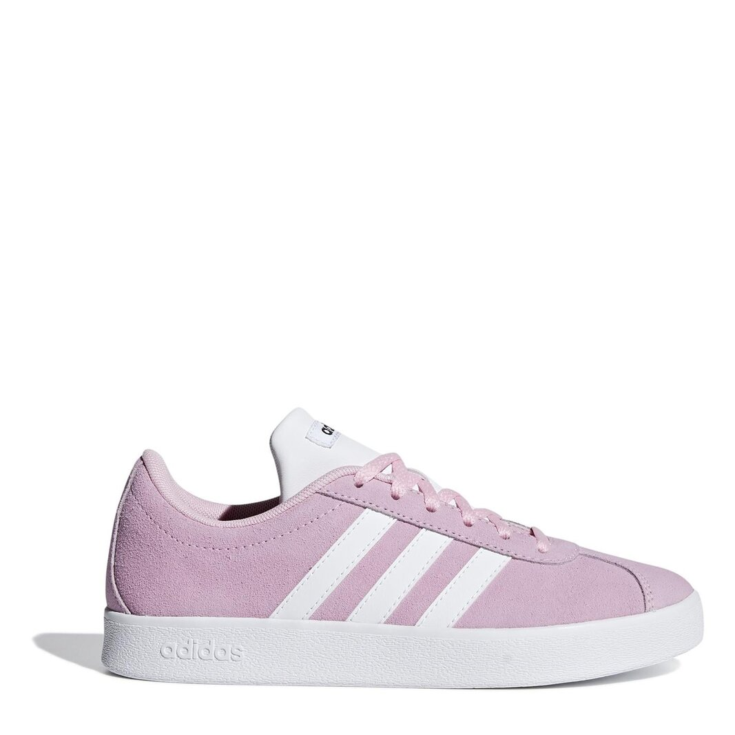 VL Court Suede Junior Girls Trainers